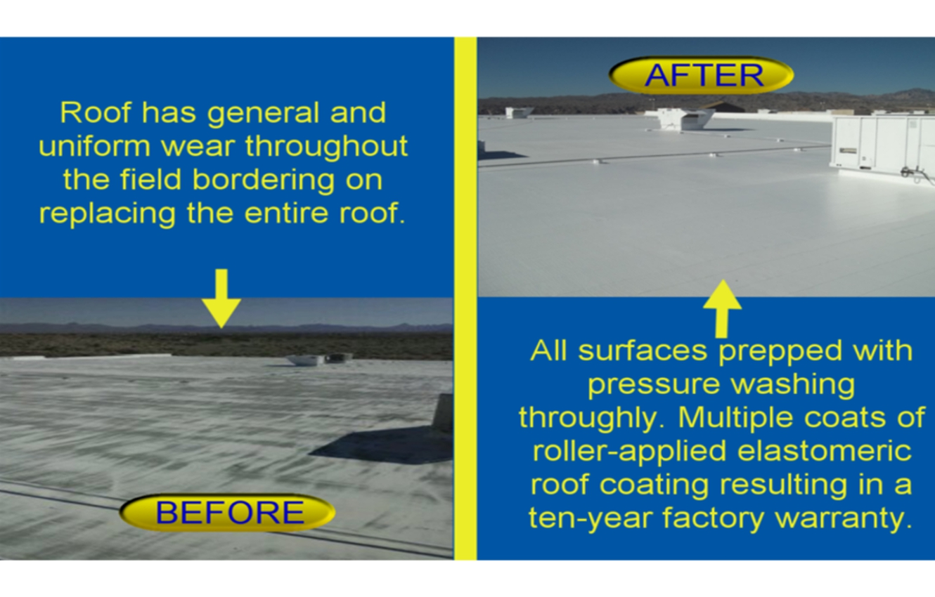 Roof Demo Slide