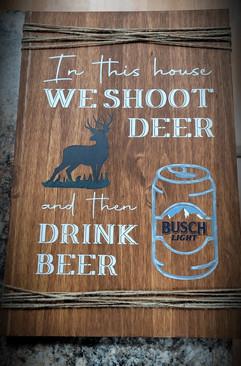 deers and beers