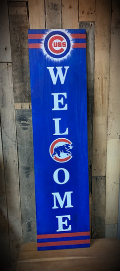 Welcome Cubs