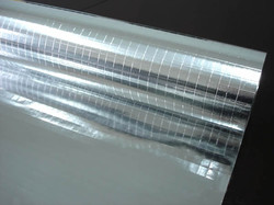 Side View Radiant Barrier Roll