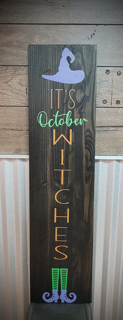 October Witches!