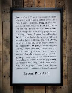 Boom Roasted!