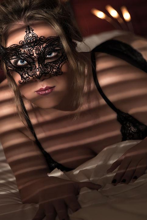 Boudoirs Maske Schatten Markise by Thomas Jahn