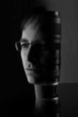 Produktfoto Portrait Selbstbildnis Konzeptfotografie Thomas Jahn