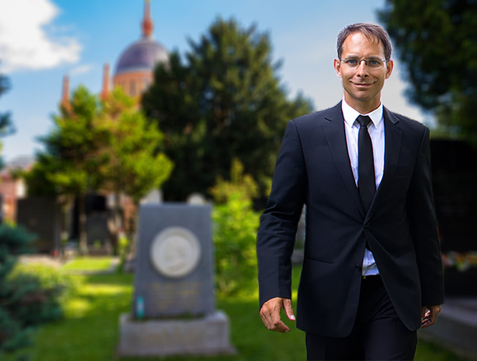 Grabredner Trauerredner Thomas Jahn