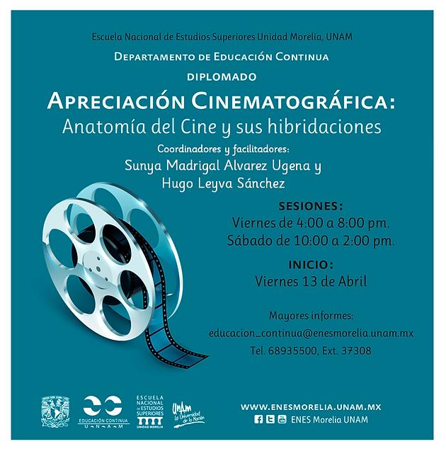 Diplomado de apreciación cinematográfica | Sunya Ratio (Sunya ...