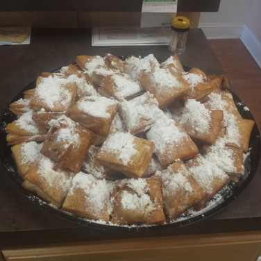 Beignets for catering events