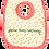 Thumbnail: Kleiderfee Lätzchen mit verschiedenen Motiven
