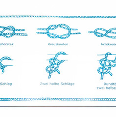 Frühstücksbrettchen-Seemannsknoten-knote