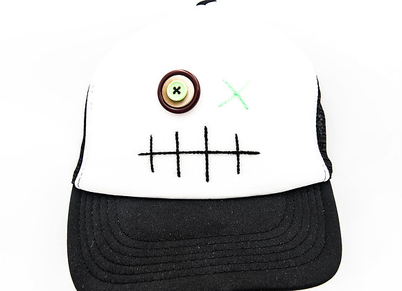 Kleiderfee Cap Schwarz Monstercap