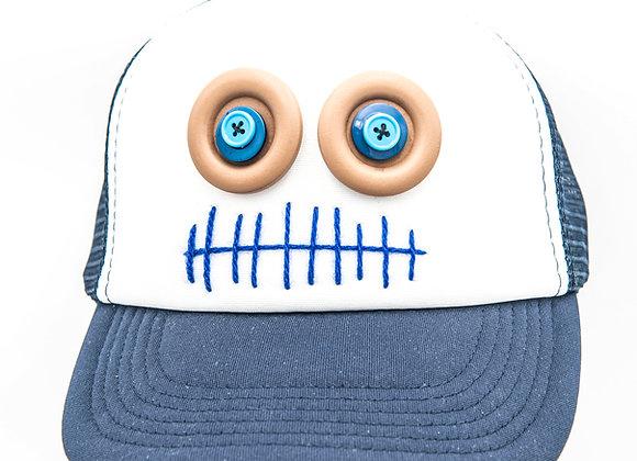Kleiderfee Cap blau Monstercap