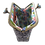 Thumbnail: Wolea handmade Geldbörse mit Katzen Blau