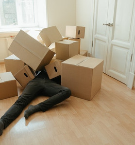5 tips for dealing with post moving depression