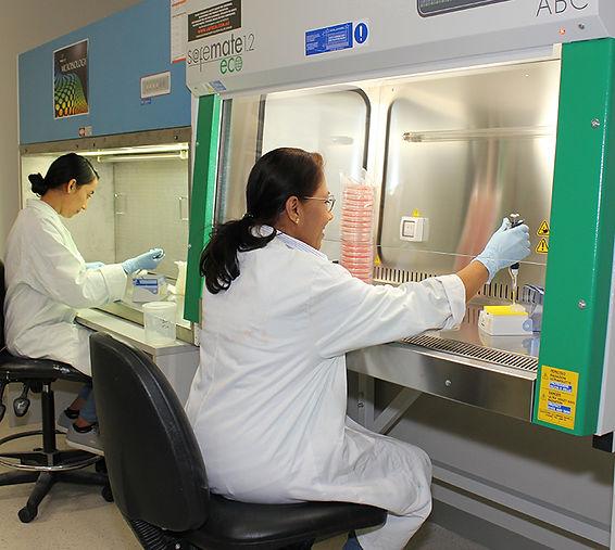 Microbiology Centor Oceania