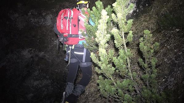 🚨12.03.2021 Abgestürzter Hund und verstiegenes Frauchen im Lattengebirge