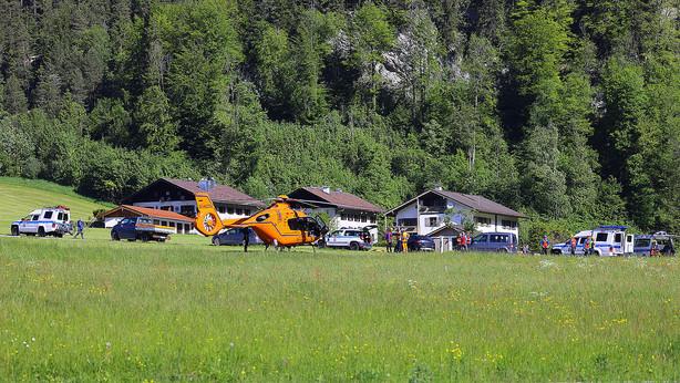 🚨03.06.2021 50-Jährige stürzt beim Klettern am Vorderen Rotofen rund 80 Höhenmeter ab und stirbt