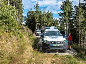 🚨03.08.2021 Bergwacht rettet erkrankten Urlauber vom Großen Kachelstein am Teisenberg