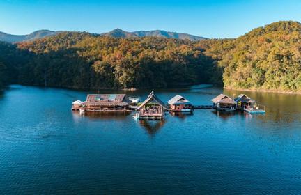 Thailand Yoga Holidays Destination Floating Retreat Center Video