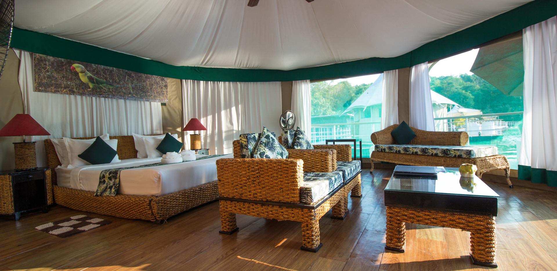 Thailand Yoga Holidays Destination River Resort Accommodation