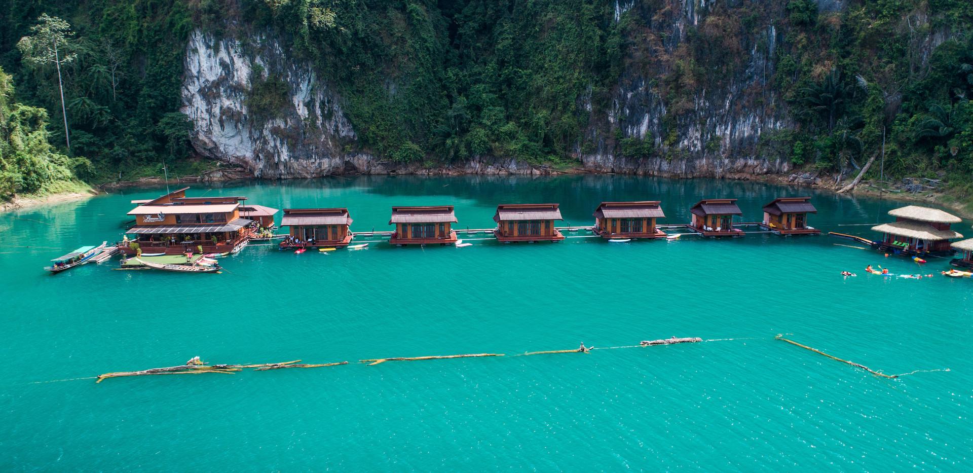 Thailand Yoga Holidays Destination Jungle Treehouse Accomodation