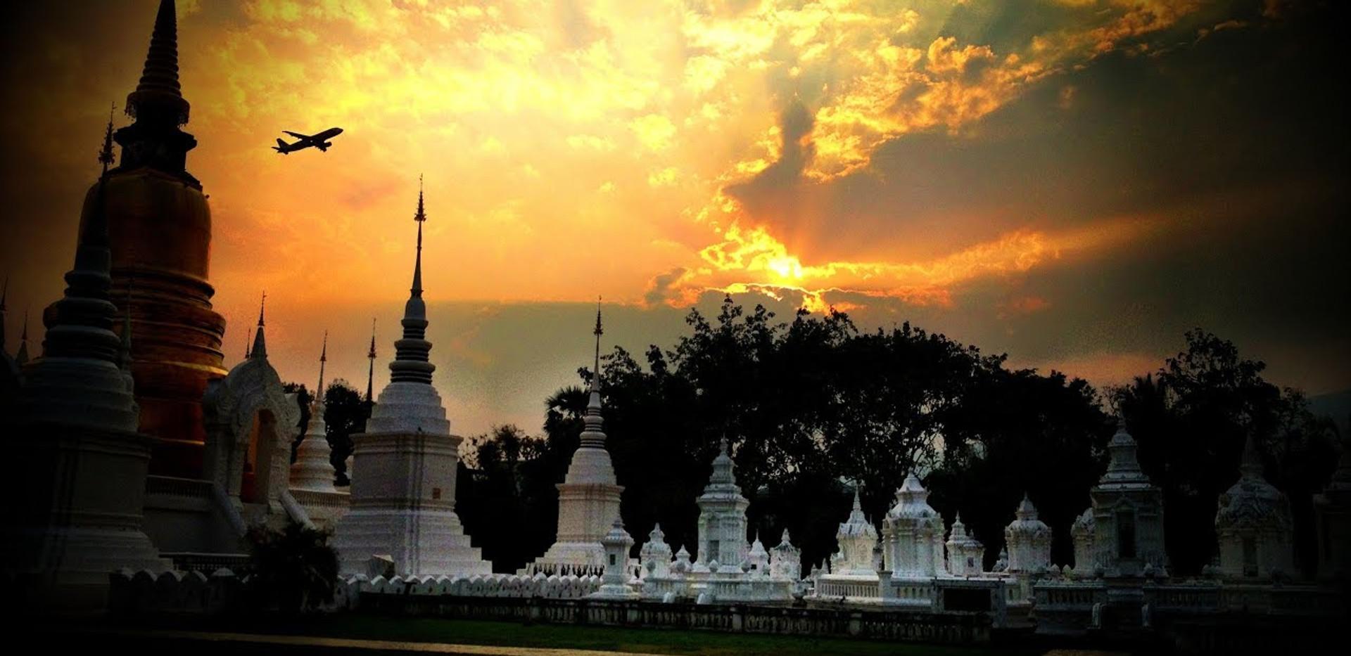 Thailand Yoga Holidays Destination Chiang Mai