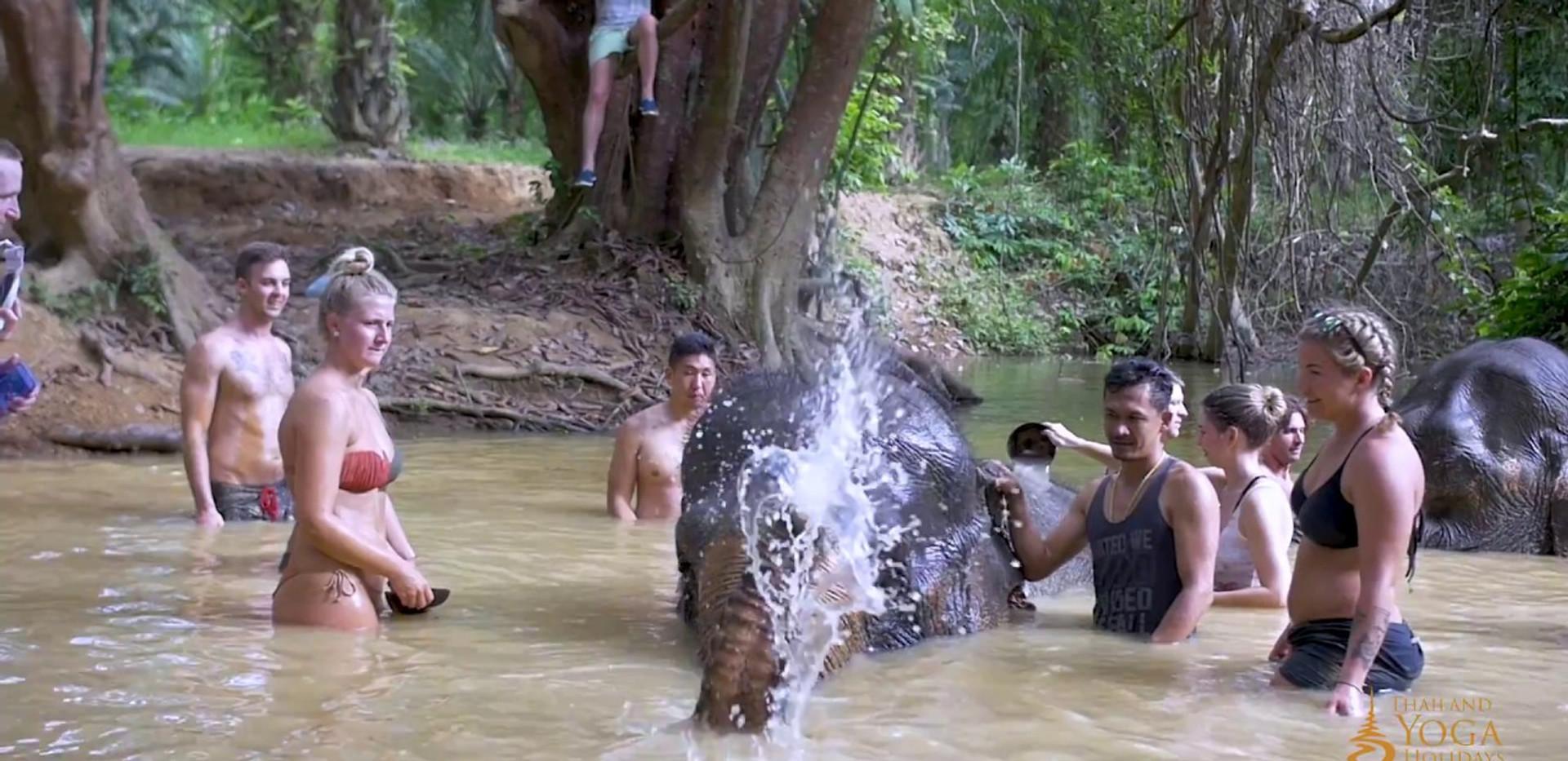 Thailand Yoga Holidays Destination Jungle Treehouse Video