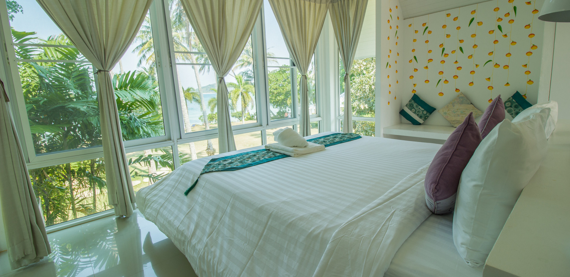 Thailand Yoga Holidays Destination Paradise Island Accommodation