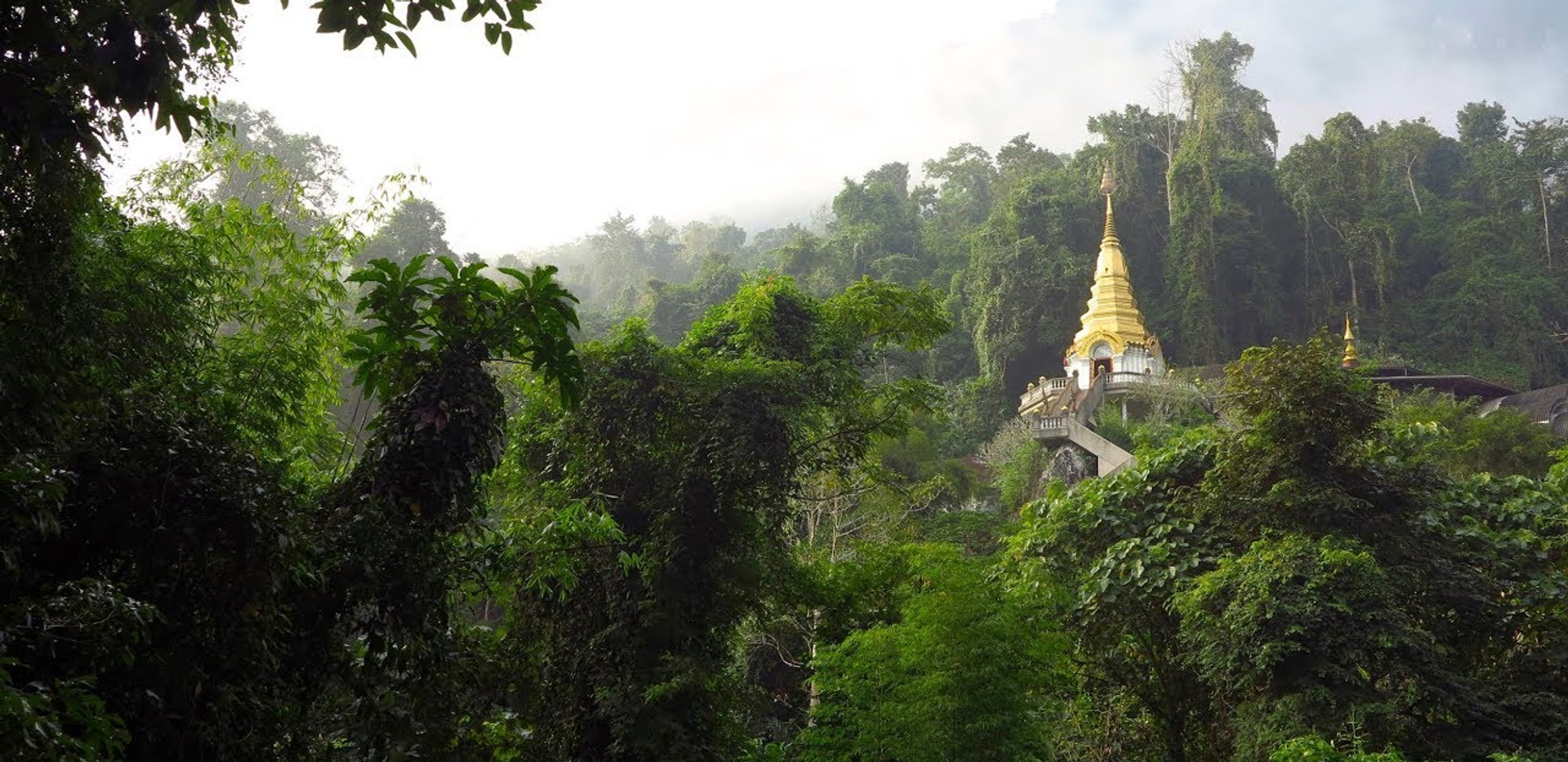 Thailand Yoga Holidays Destination Hideaway Hill Video