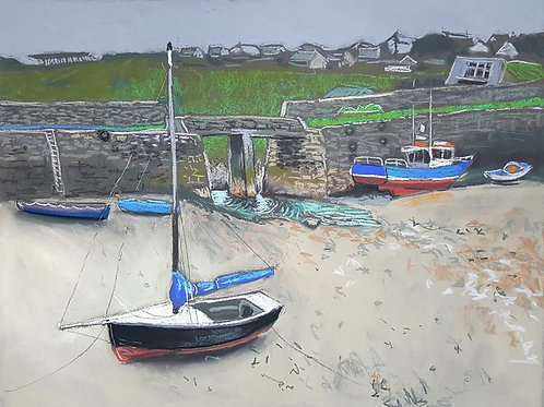 Mullaghmore Harbour -Collection Landscape of Ireland 2018