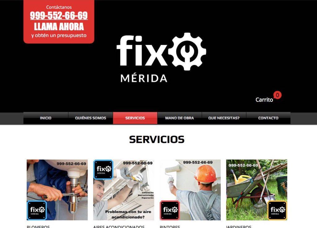 Fix Merida