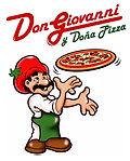Queen Digital Marketing|Logo Pizza Don Giovanni