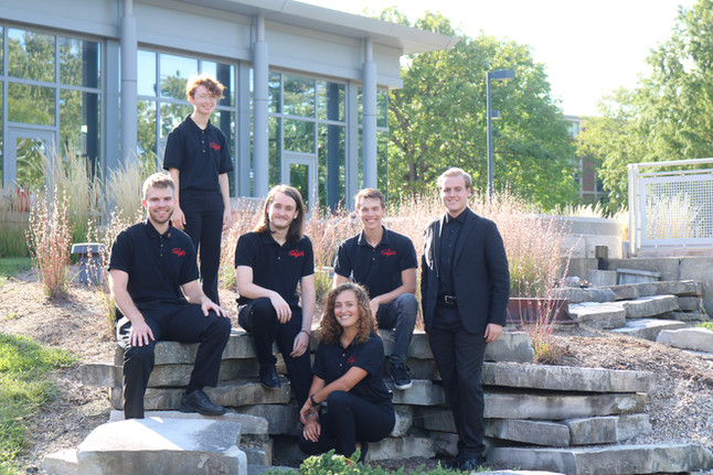 University Singers Technology Crew and Wardrobe