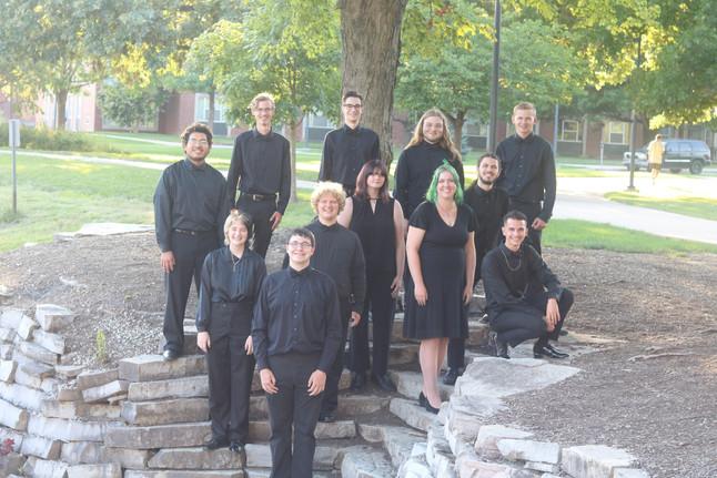 University Singers Band