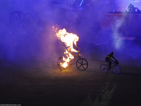 17 Images of London Paralympics Closing Ceremony  Remembered – Olympic Park – 09/09/2012