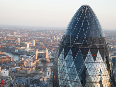 10 Views of The Gherkin  – 30 St Mary  Axe