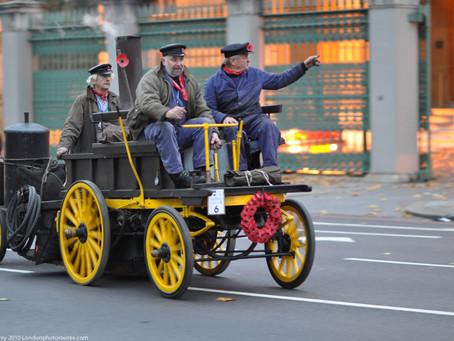 12 pictures of the London to Brighton Veteran Car Rally 2012 – Event 1st Saturday in November