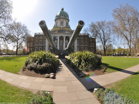 12 photographs of the Imperial War Museum (IWM)