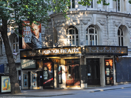 12 Photos from Aldwych and the Strand – Central London