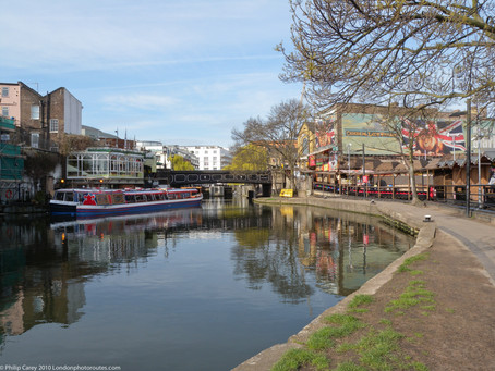 18 Images of Camden Town Circular Route – Part 1 Camden Town to Primrose Hill