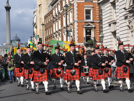 18 Images of St Patricks Day Parade – London