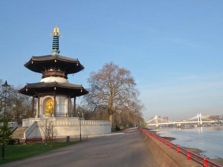 12 Views of Battersea Park