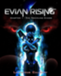 Evian Rising | Chapter 1 - The Traveling Chaos Book Cover