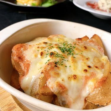 明太マヨポテチーズ