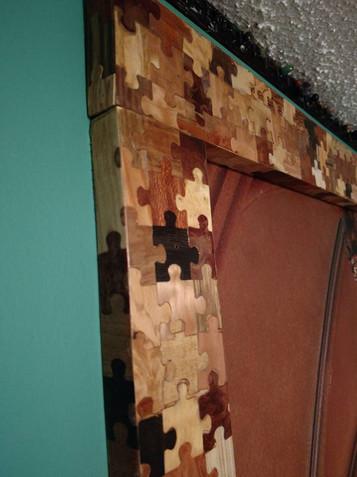 Door 2 -The Puzzle Door Frame-