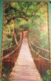 Jungle Bridge Doorway 3