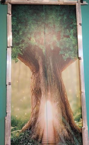 """Door 4- """"The Crystal Doorway""""-"""