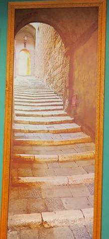 Door 1- Ancient Alley Way