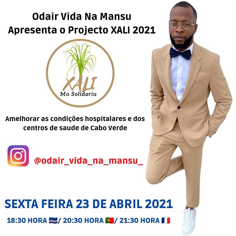 LIVE Instagram : Le Collectif XALI avec Odair Vida Na Mansu