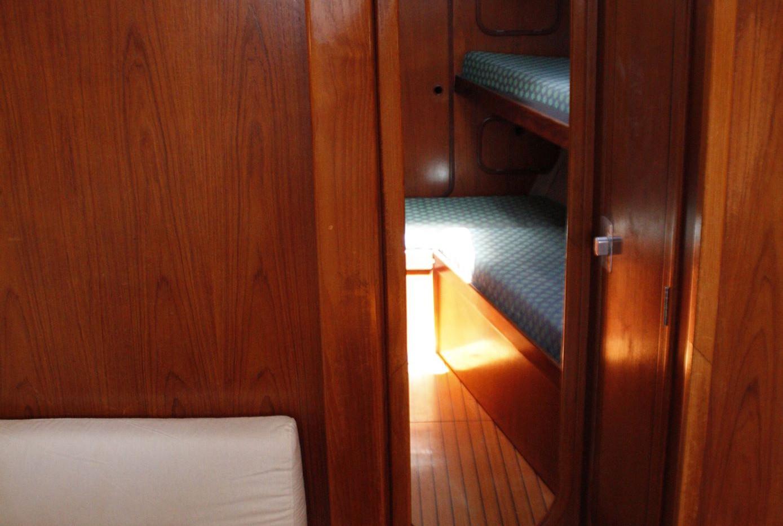 Cabine devant tribord
