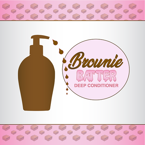 Brownie Batter Deep Conditioner